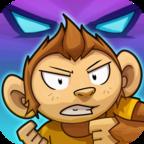 超级跑酷猴