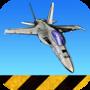 F18舰载机模拟起降F18