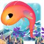 海底世界进化鱼
