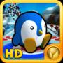 3D冰上企鹅