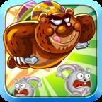 森林跑跑熊