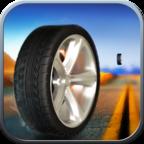 3D车轮赛跑