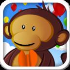 小猴射气球2