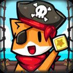 无敌萌海盗小猫