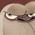 愤怒的猴子