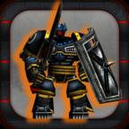 3D机器人斗士