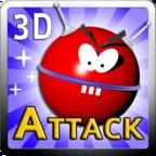 飞碟攻击3D