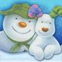 雪人与雪犬修改版