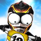 火柴人:越野摩托车