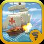 战舰与海盗