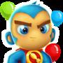 超猴打气球2