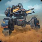 坦克VS机器人