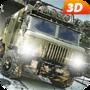 卡车驾驶:军队运输模拟3D