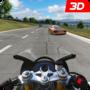 赛车摩托车 3D