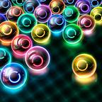 磁球:发光的霓虹灯