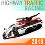 公路交通赛车:极限模拟