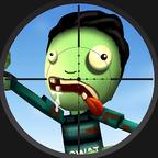 万圣节狙击手:可怕的僵尸