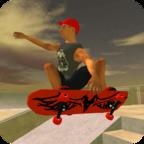 自由式滑板
