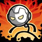 英雄战争:超级火柴人防御修改版
