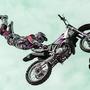 特技自行车骑士修改版