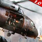直升机袭击