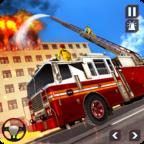 消防车驾驶救援911