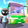 火柴人巴士驾驶模拟器