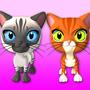 会说话的三只小猫