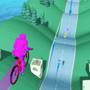 山丘自行车
