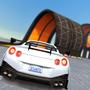 汽车特技比赛:超级坡道