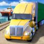 渡轮港口卡车停车模拟器