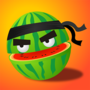 火辣水果-忍者攻击