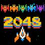 2048 侵略者 Mod