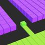 颜色填充3D Mod