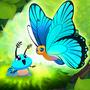 彩翼蝴蝶保护区