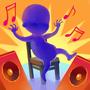 音乐椅:dj舞蹈游戏