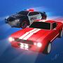 小偷vs警察:迷你赛车