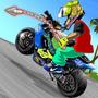 摩托车斗争