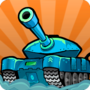 坦克卡通战