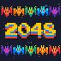 2048 侵略者