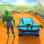 超级英雄GT赛车特技