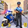 警察摩托自行车追逐 Mod