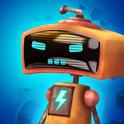 微型充电机器人