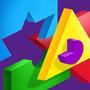 色彩测验:智力拼图