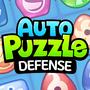 自动拼图防卫战 : 忍者方块