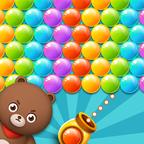 泡泡射手:饥饿小熊