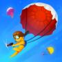 有趣的跳伞