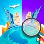 找出不同:环游世界