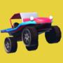 涡轮玩具车