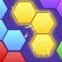 六角块拼图